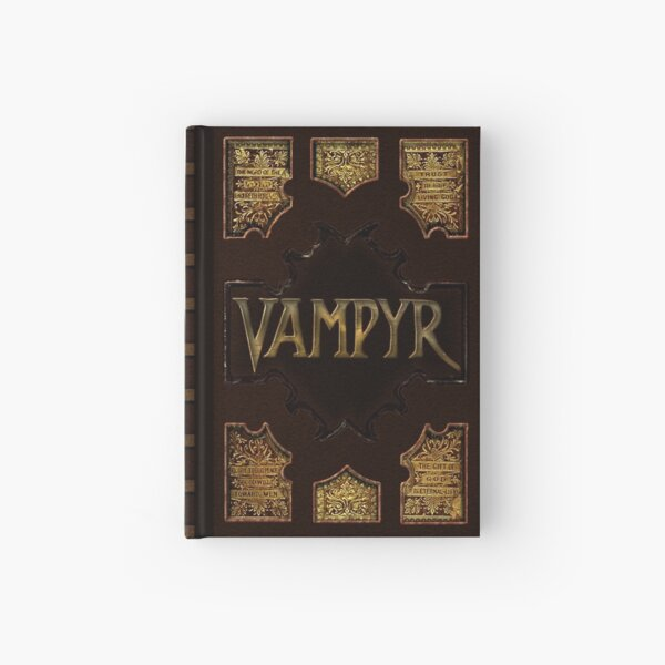 Buffy - Vampyr Book Hardcover Journal