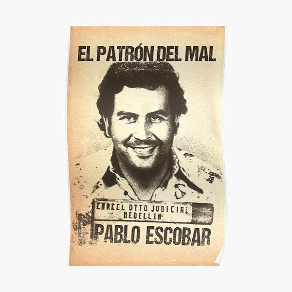 El Patron Poster
