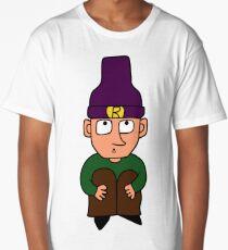 Robin Radiohead Long T-Shirt