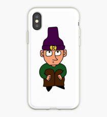 Robin Radiohead iPhone Case