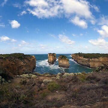 island archway by colhellmuth