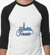 Toronto - Jays Men's Baseball ¾ T-Shirt