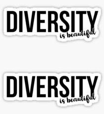 Pegatina Diversidad