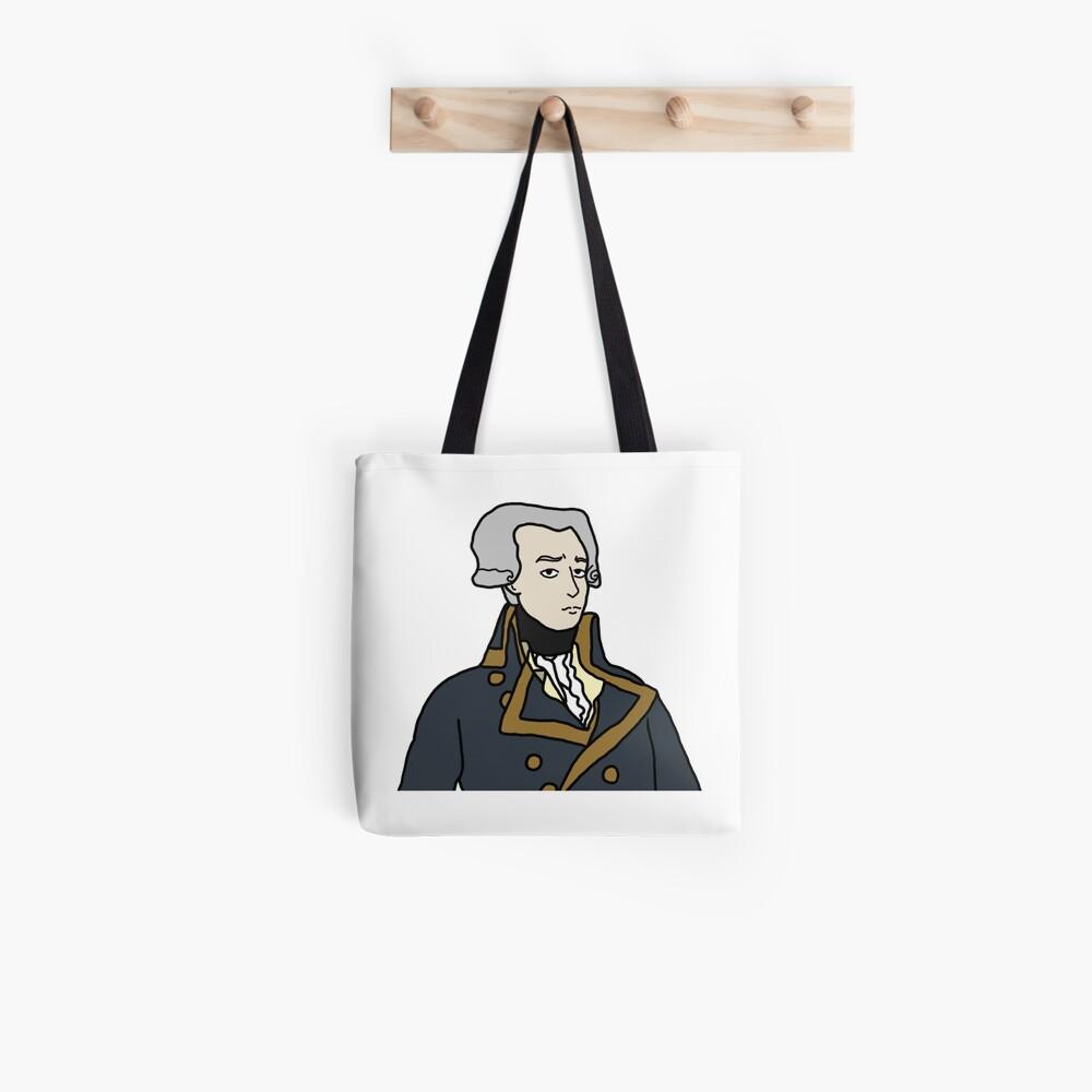 Marqués de Lafayette Bolsa de tela