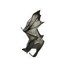 Flying Fox Fruit Bat by Ciara Barsotti