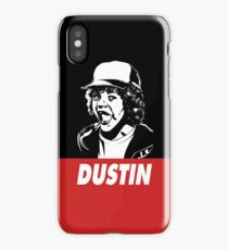 Dustin iPhone Case/Skin