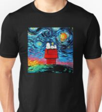 sleeping snoopy T-Shirt