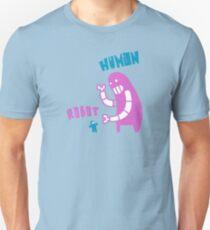 Robot v Human v2 T-Shirt