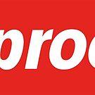 «Supreme Logo Suproom» de pkbrendan