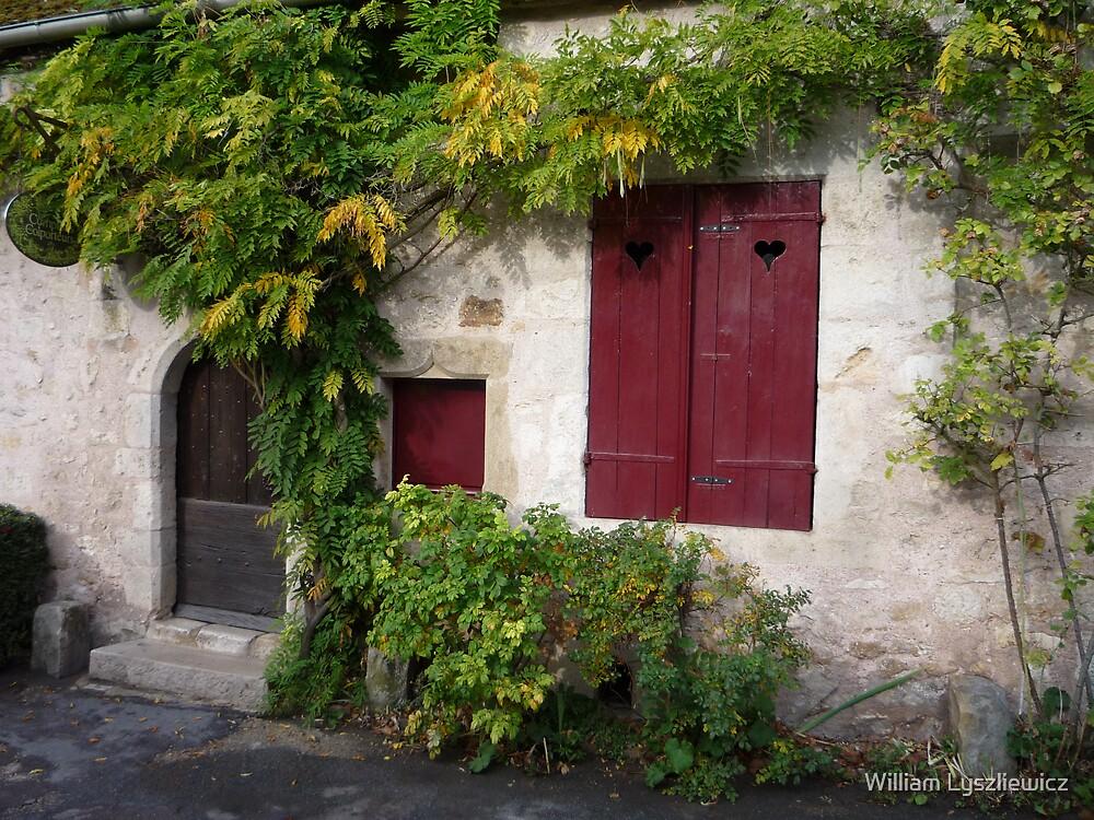 ruelle médiévale de Provins by william lyszliewicz