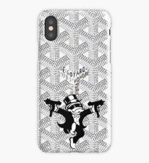 Goyard Crazy Monopoly iPhone Case/Skin