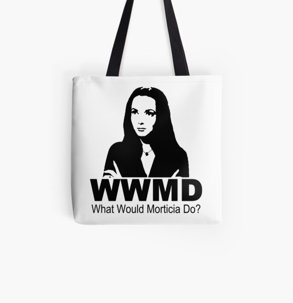 WWMD All Over Print Tote Bag