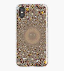 Zombie Eye Kaleidoscope  iPhone Case