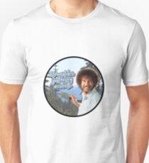 Bob Ross No Mistakes T-Shirt