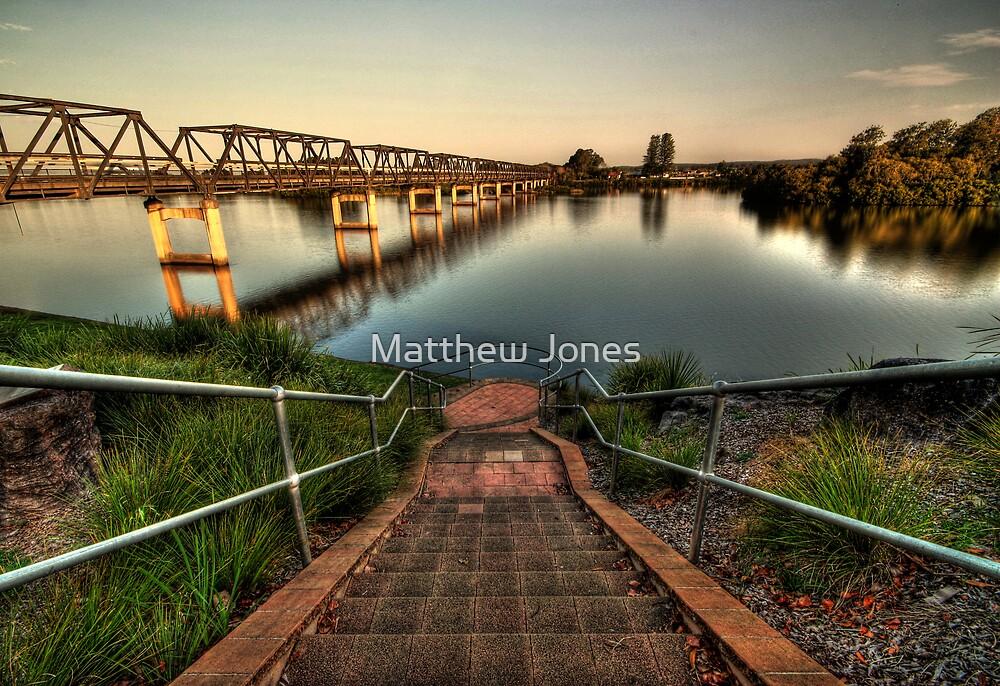 Taree Bridge  by Matthew Jones