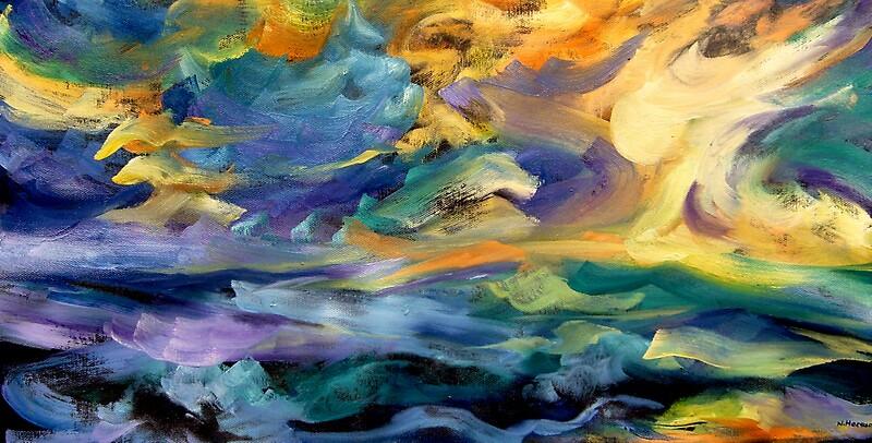 Landscape S1 by Nurhilal Harsa