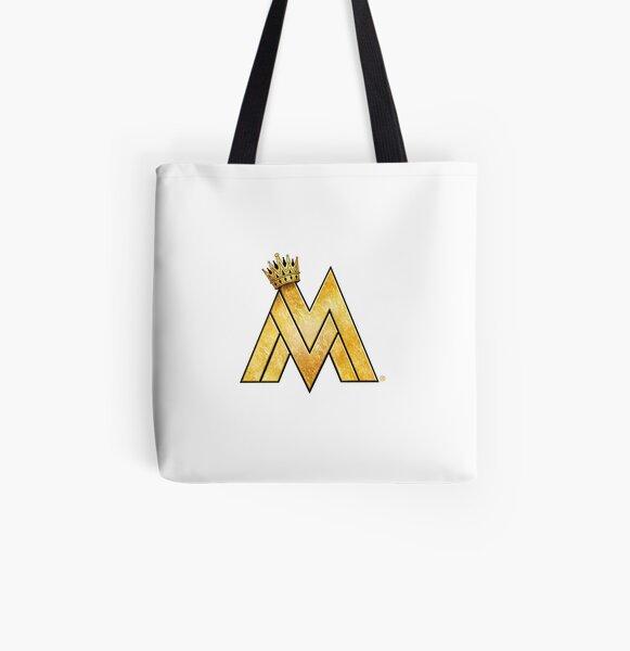 Mercancía Maluma ® Bolsa estampada de tela