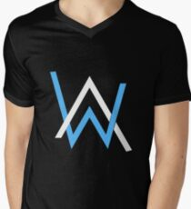 Alan Walker hoodies Men's V-Neck T-Shirt