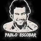 Pablo Escobar by pornflakes