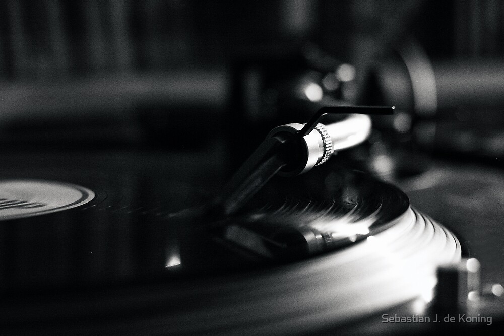 Vinyl  by Sebastian J. de Koning