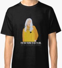 Billie Eilish - Bellyache 2 Classic T-Shirt