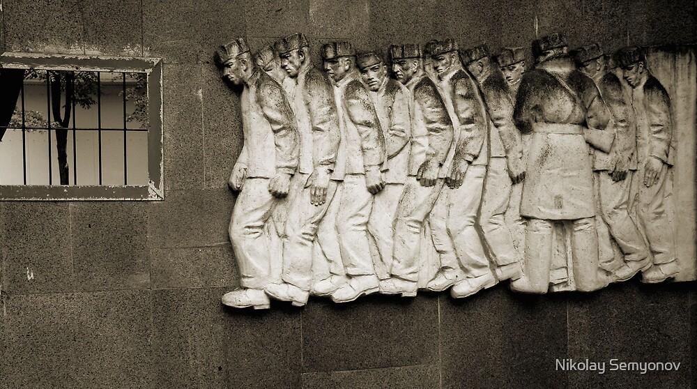 GULAG Victims by Nikolay Semyonov