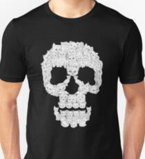 Skulls are for Pussies T-Shirt Unisex T-Shirt
