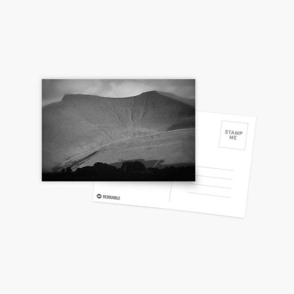 Brecon Beacons Lomo'd Postcard