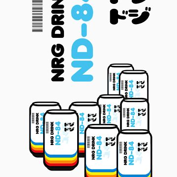 NRG Drink by stereoplastika