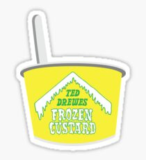 Ted Drewes Sticker