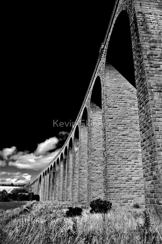 Clava Viaduct by Kevin Skinner