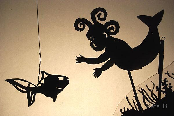 Shadow Puppetry #2 by Kate  B