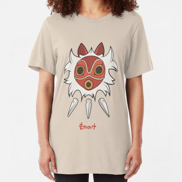Wolf Girl Slim Fit T-Shirt