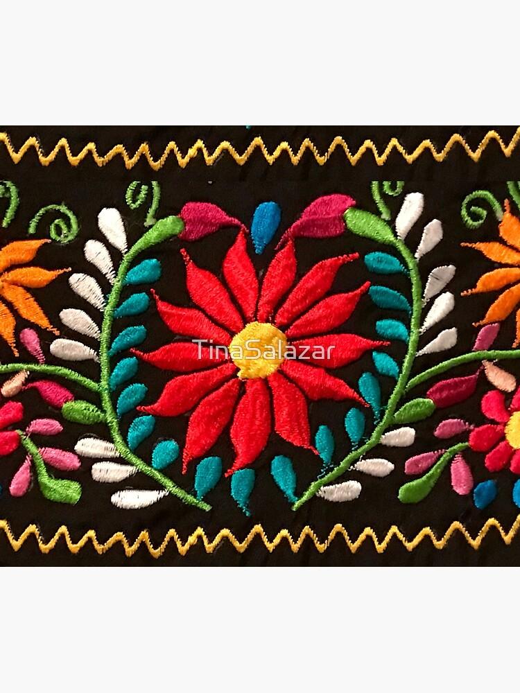 Spanish Flowers by TinaSalazar