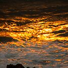 Tonight, The Sun Fell into The Sea.... by GerryMac