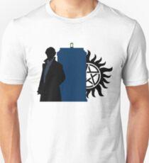 SuperWhoLock Combination Unisex T-Shirt