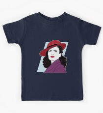 Red Hat Female Kids Tee