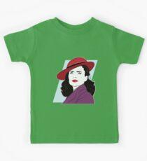 Red Hat Female Kids Tee