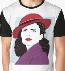 Red Hat Female Graphic T-Shirt