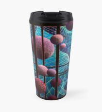 Curved Space Travel Mug