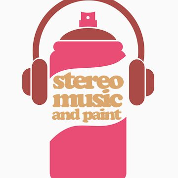 Stereo Music and paint by stereoplastika