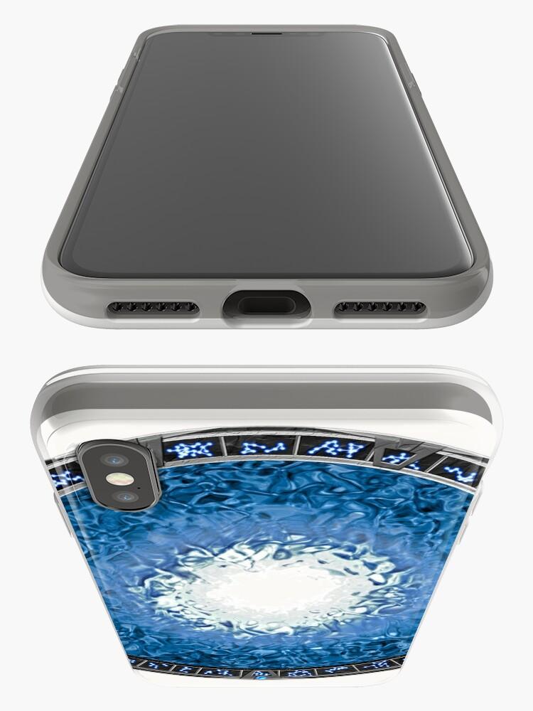 Alternative Ansicht von Bullauge in eine andere Dimension ... iPhone-Hülle & Cover
