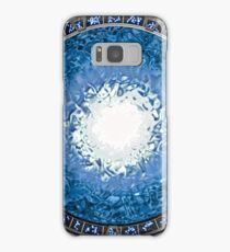 Porthole to another dimension... Samsung Galaxy Case/Skin