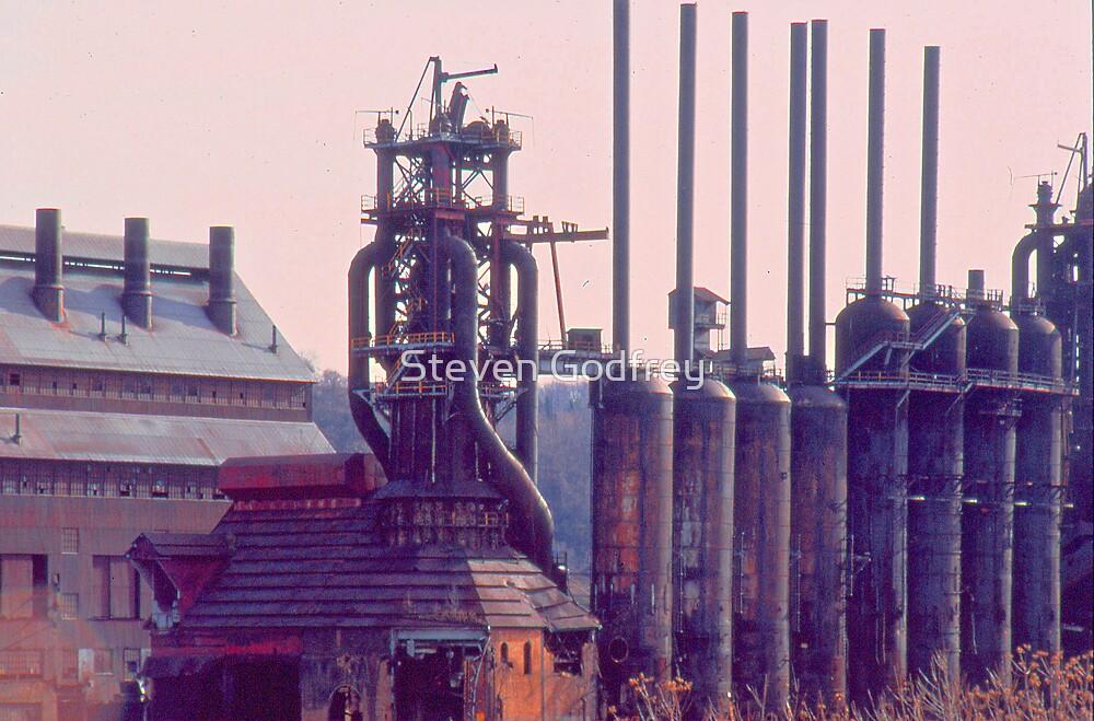 Duquesne Works - Stacks by Steven Godfrey