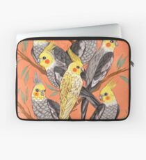 Cockatiel Fun Laptop Sleeve