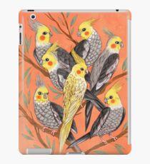 Cockatiel Fun iPad Case/Skin
