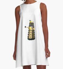 Dalek A-Line Dress