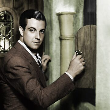 Ramon Novarro by princessbunhead