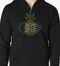 Pineapple Express Zipped Hoodie