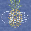 Pineapple Express by kushcoast